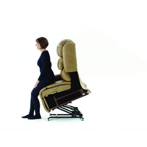 UltraComfort Stellar Comfort Petite Zero Gravity Lift Chair UC550 - JPT - Wicker (White Glove Delivery)-Petite Zero Gravity Lift Chair-Ultra Comfort America-In-Stock - Standard w/No Custom Options-Freedom Lift Chairs