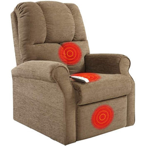 Mega Motion NM-101 Infinite Position Lift Chair - Dove