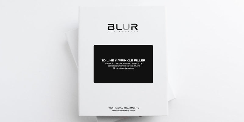 BLUR 3D Line and Wrinkle Filler