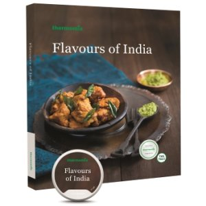 Flavours of India Cookbook Bundle