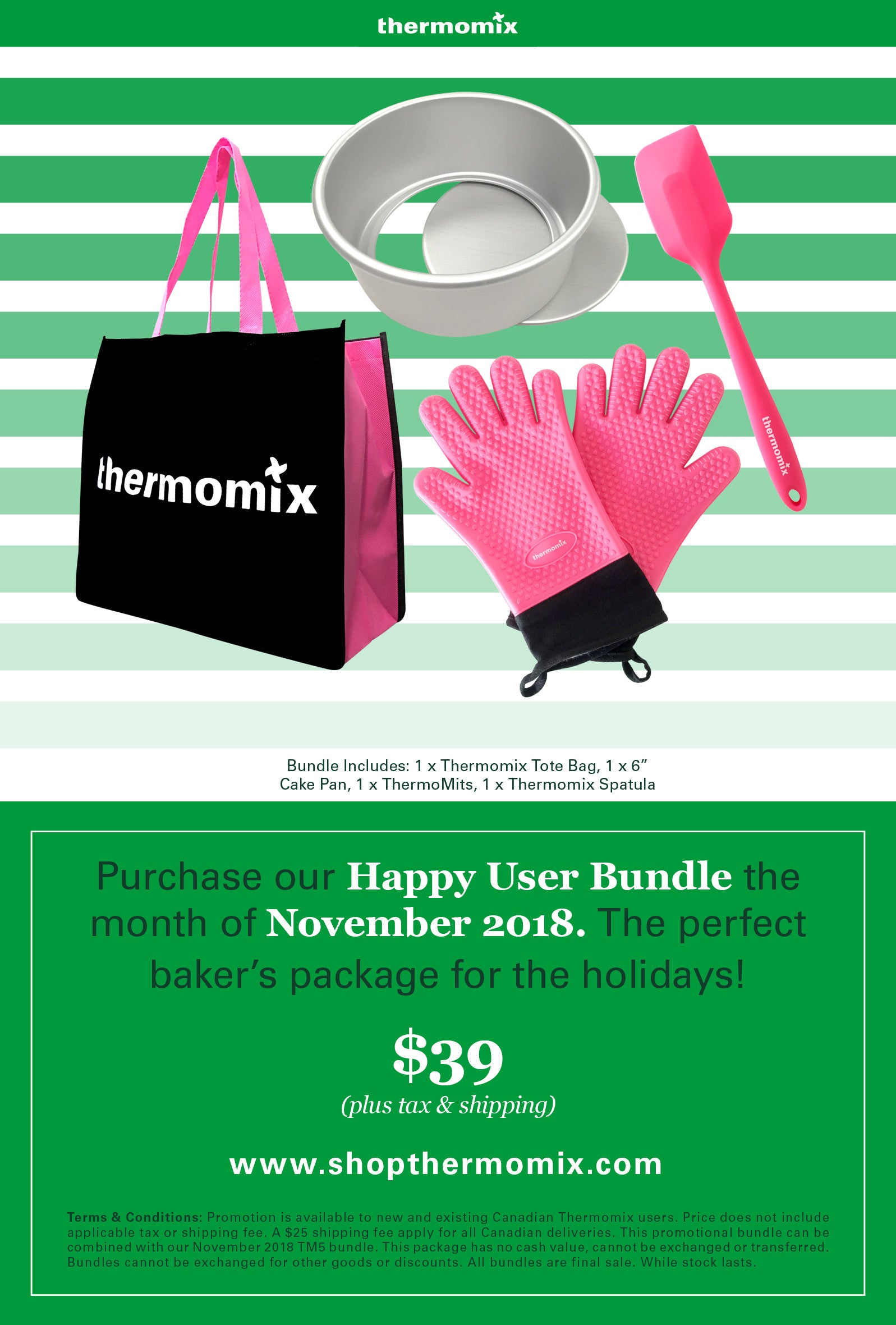 November Happy User Bundle