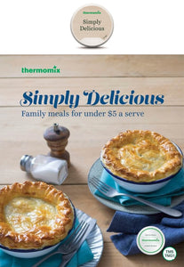 Simply Delicious (Cookbook + Recipe Chip)