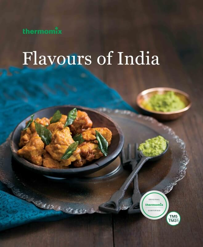 Flavours Of India [Cookbook]