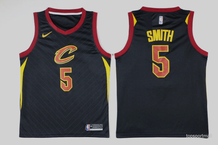 various colors 1adb9 2161f 2018 NBA Finals Cleveland Cavs Smith Statement Jersey