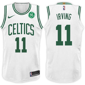 Youth Boston Celtics White Kyrie Irving Jersey – MiC s Store f6381af17