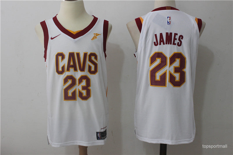 2018 NBA Finals Cleveland Cavs James White Jersey – MiC s Store b10060781