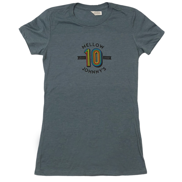 10th Anniversary Women's T