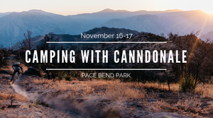 Camping with Cannondale Registration- An Event for Women