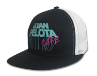 Juan Pelota The 84 Snapback Trucker Hat - Flat Bill