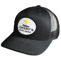 Patch Snapback Trucker Hat
