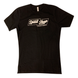 MJ'S speed shop t-shirt