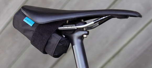 Spurcycle Tool Roll Saddle Bag
