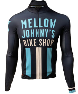 MJ's Blue Vesper Long Sleeve Jersey
