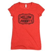 Women's Buckle Red Tee