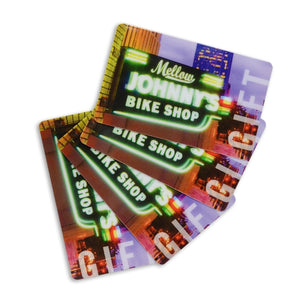 Gift Card - Mellow Johnny's Bike Shop - Austin, TX (In-store only)