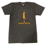 Mellow Johnny's Shop Beer Tee