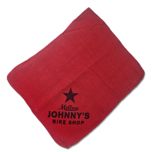 Mellow Johnny's Shop Rag
