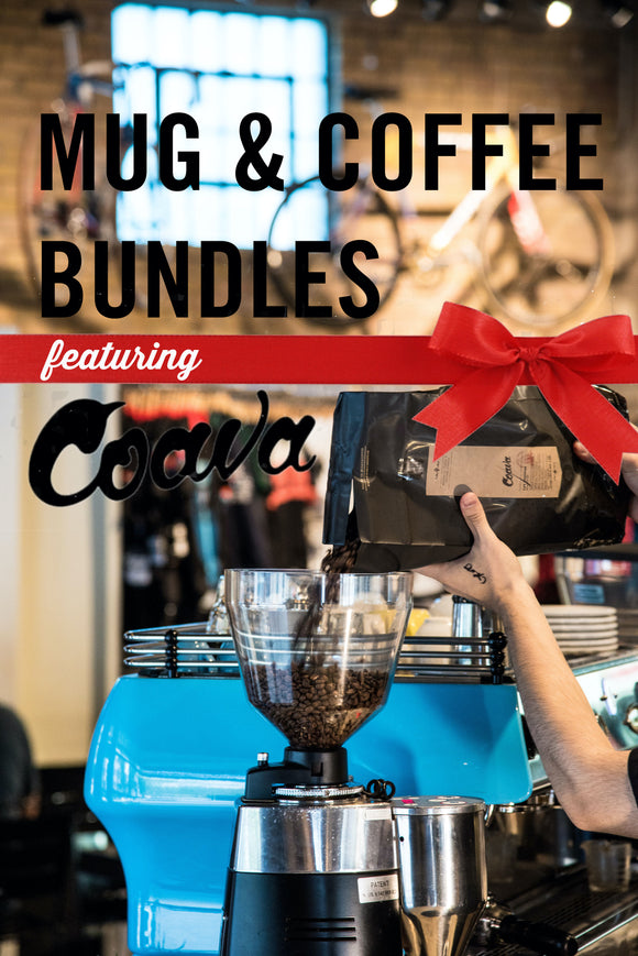 MJ's Coffee and Mug Bundle