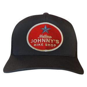 d443a76d8d963 Buy a Navy Patch Snapback Trucker Hat from Mellow Johnny s – Mellow Johnny s  Bike Shop - Online Store