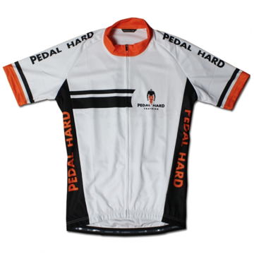 Pedal Hard Jersey