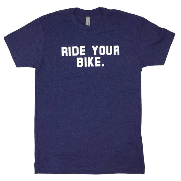 MJ's Ride Your Bike T-shirt