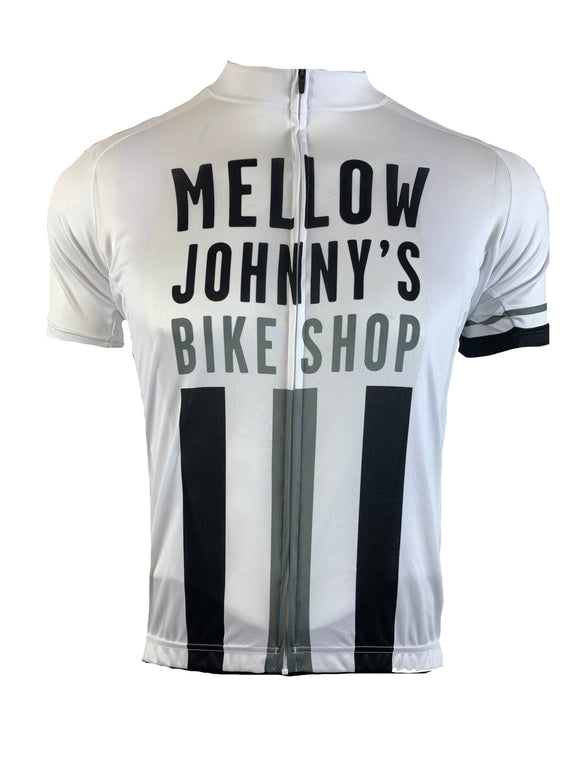 MJ's Women's White Vesper Jersey