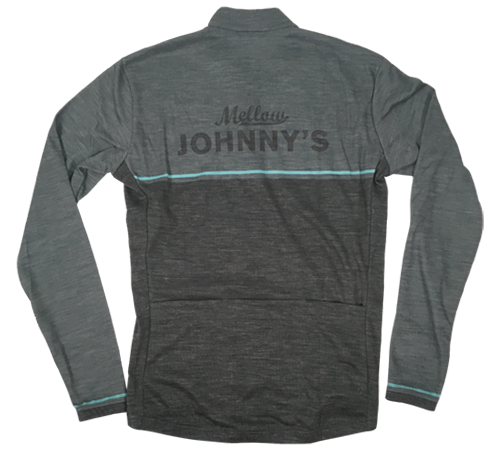 Buy a Wool Long-Sleeve Cycling Jersey from Mellow Johnny s – Mellow ... b4a982d64