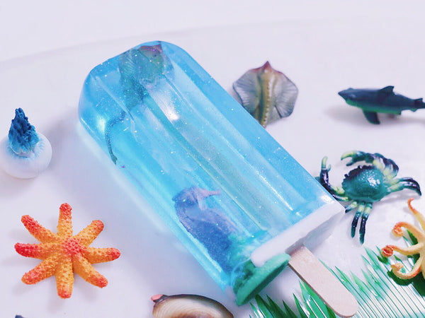 Ocean Animal Popsicle Soap