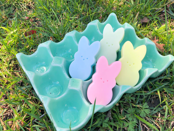 Easter Peep Soaps