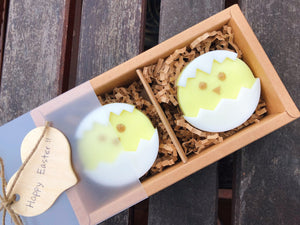 Baby Chick Soap Set
