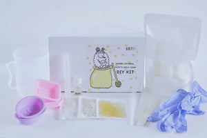 DIY Kit - Honey Oatmeal Goat's Milk Soap