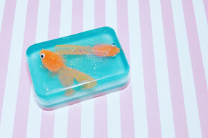 Goldfish Soap, Birthday Gift, Party Favor