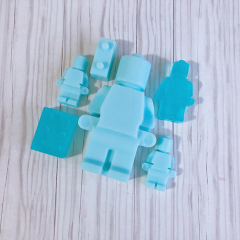 LEGO Soap Set