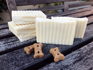 Dog Shampoo Bar - Flea & Insects Repellent