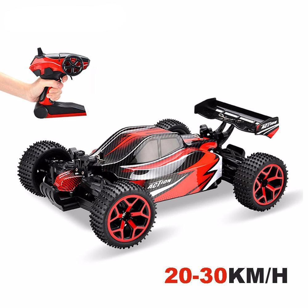 Speedy-rific RC Toy
