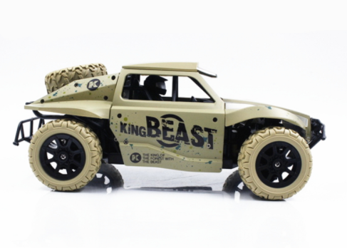 Off Road Rugged RC Truck