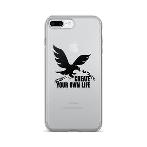 Create Your Own Life iPhone 7/7 Plus Case