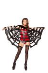 10051 - Confidential Society 1pc Webbed Hero Costume