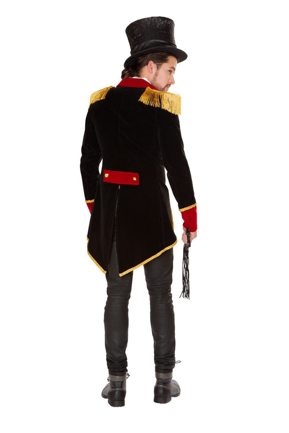4820 - Roma Costume 3pc Men‰ۡóÁÌ_åÈs Ringmaster