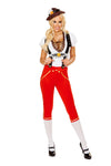 4825 - Roma Costume 3pc Oktoberfest Beauty