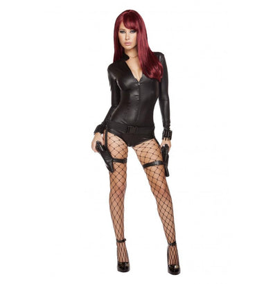 4595 2pc Hot Hitwoman - Roma Costume New Arrivals,New Products,Costumes - 1