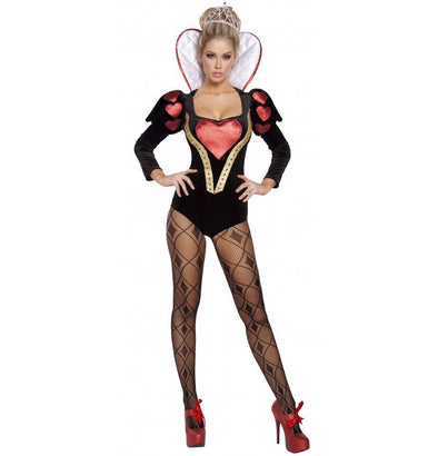 4609 2pc Sexy Heartless Mistress - Roma Costume Costumes,New Products,New Arrivals - 1