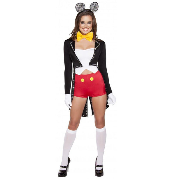 4624 5pc Mousy Maiden - Roma Costume Costumes,New Products,New Arrivals - 1