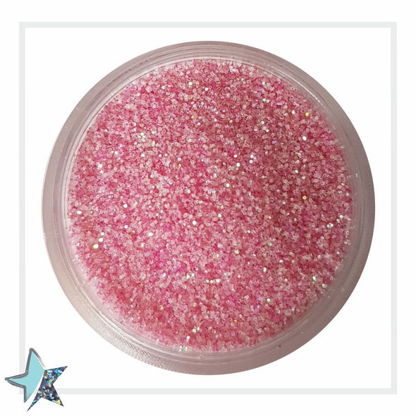 Light Pink Powder Glitter - Starlight