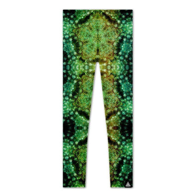 Set 4 Lyfe / DAQUALIA - FIR VORTEX LEGGINGS - Clothing Brand - Leggings - SET4LYFE Apparel