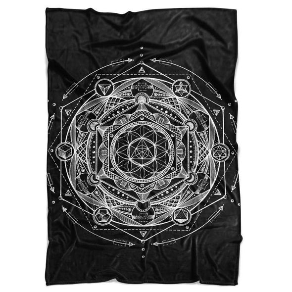 Set 4 Lyfe / Glenn Thomson - ESOTERIC BLANKET - Clothing Brand - Blanket - SET4LYFE Apparel