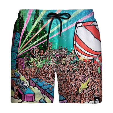 Amp Swim Trunks