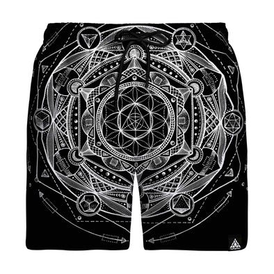 Esoteric Swim Trunks
