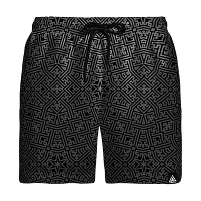 Star Sayagata Swim Trunks