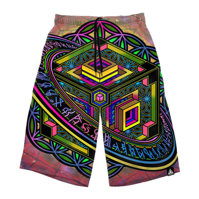 Altered Perspective Long Shorts
